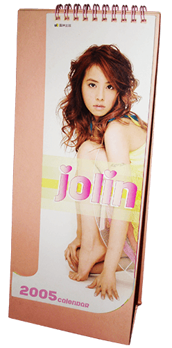 Jolin's English Diary Book